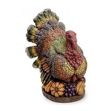 The Holiday Aisle Thanks Giving Turkey Figurine
