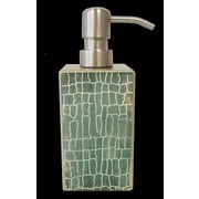 World Menagerie Capucina Crackle Soap Dispenser