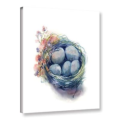 Winston Porter 'Nest' Print on Canvas; 48'' H x 36'' W x 2'' D