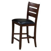 Alcott Hill Stanley Dining Chair (Set of 2); Cherry
