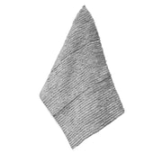 Latitude Run Solid Shaggie Towel; Goosie Grey