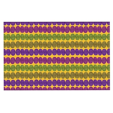 East Urban Home Jane Smith 'Under the Sea Shells' Doormat