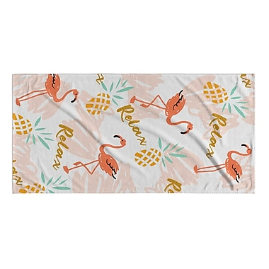 Bayou Breeze Relax Beach Towel