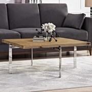Brayden Studio Diverge Wood Coffee Table