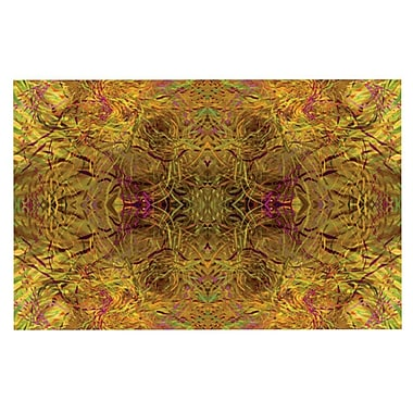 East Urban Home Nikposium 'Goldenrod' Doormat