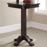 American Heritage Sarsetta Pub Table; Brown