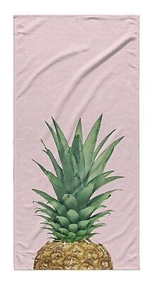 Bayou Breeze Pineapple Top Beach Towel