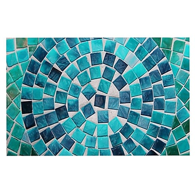 East Urban Home Sylvia Cook 'Circular' Doormat