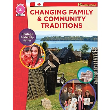 On The Mark Press Changing Family & Community Traditions, Grade 2 Heritage & Identity Series