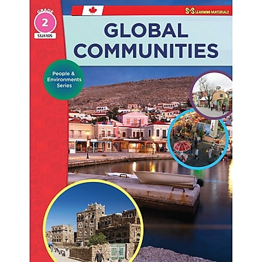 On The Mark Press Global Communities, Grade 2 People & Environments Series