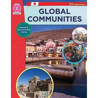 On The Mark Press - Communautés globales, série Personnes et environnements, 2e année