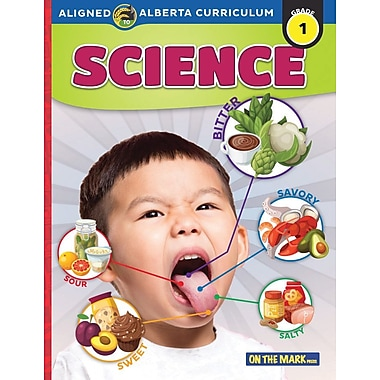 On The Mark Press Science, Aligned to Alberta Curriculum