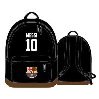Lionel Messi Barcelona Backpack, 17