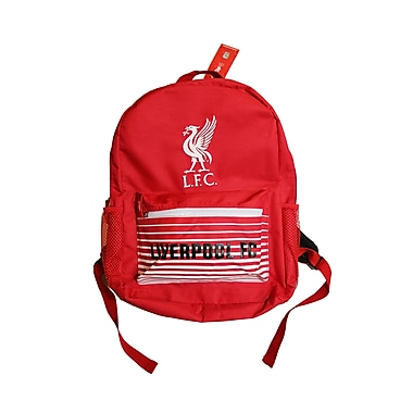 Liverpool F.C. – Sac à dos, 17 po, rouge