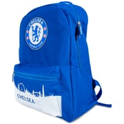 "Chelsea Skyline Backpack, 17"", Blue"