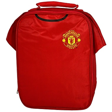 Manchester United Insulated Lunch Bag, 12
