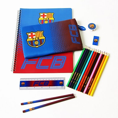 Barcelona Ultimate Stationary Set, 19-Piece Set