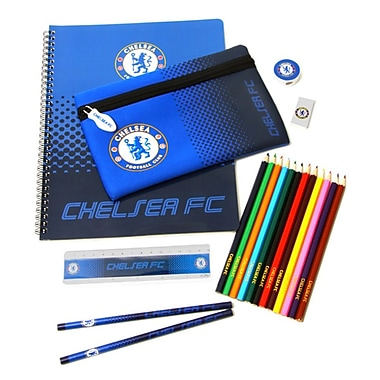 Chelsea Ultimate Stationary Set, 19-Piece Set
