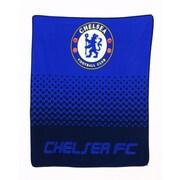Chelsea Fleece Blanket, 1.5 x 1.25m, Blue