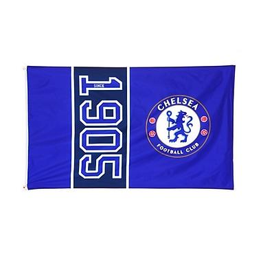Chelsea Flag, 3 x 5ft, Blue