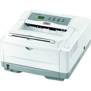 Oki B4600 LED Printer, Monochrome, 600 x 2400 dpi Print, Plain Paper Print, Desktop