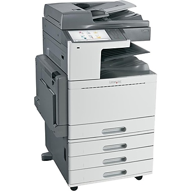 Lexmark X950 X952DTE LED Multifunction Printer, Color, Plain Paper Print, Desktop