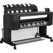 """HP Designjet T1530 PostScript Inkjet Large Format Printer, 36"""" Print Width, Color"""