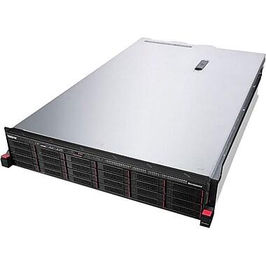 Lenovo ThinkServer RD450 70DC002UUX 2U Rack Server, 1 x Intel Xeon E5-2630 v3 Octa-core 2.40 GHz, 64 GB Installed DDR4 SDRAM