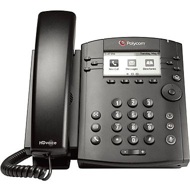 Polycom 310 IP Phone, Cable, Power Source: AC Adapter