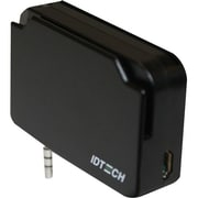 ID TECH UniPay 1.5 Mobile Audio Jack MSR and Smart Card Reader (IDMR-AB83133)