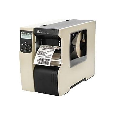 Zebra R110Xi4 Direct Thermal/Thermal Transfer Printer, Monochrome, Desktop, RFID Label Print (R13-801-00000-R0)