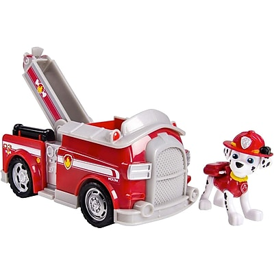 Spin Master Paw Patrol Vehicle Fire Truck with Marshall IM14V1416