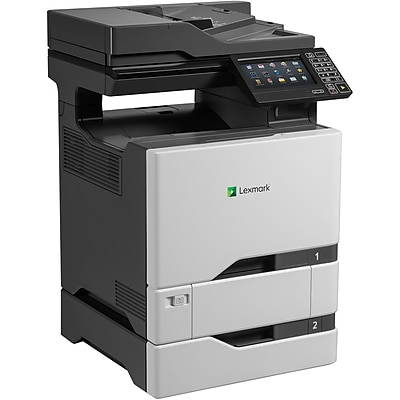 Lexmark CX725dthe Laser Multifunction Printer, Color, Plain Paper Print, Desktop