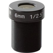 AXIS, 6 mm, Fixed Lens for M12-mount