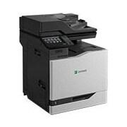 Lexmark CX820de Laser Multifunction Printer, Color, Plain Paper Print, Desktop