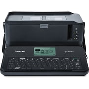 Brother P-touch PTD800W Thermal Transfer Printer, Desktop, Label Print