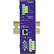 B+B 1 Port Ethernet Serial Server, DIN, Wide Temperature