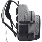 TechProducts360 Tech Pack Carrying Case for Notebook, Gray
