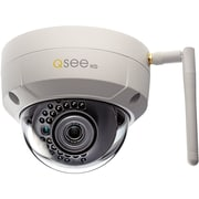 Q-see 3MP Wi-Fi Dome Security Camera with a 16GB microSD Card Included (QCW3MP1D16)