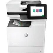 HP LaserJet M681f Laser Multifunction Printer, Color, Plain Paper Print, Desktop