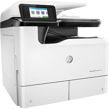 hp pagewide pro 772dw page wide array multifunction printer color plain paper print