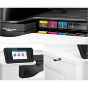 HP PageWide Pro 750dw Page Wide Array Printer, Color, 2400 x 1200 dpi Print, Plain Paper Print, Floor Standing
