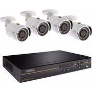 Q-see 8-Channel Analog HD DVR Security System with (4) 4MP Cameras and 2TB HDD