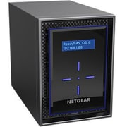 Netgear ReadyNAS 422 High-performance Business Data Storage (RN422E6-100NES)