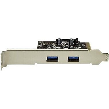StarTech Dual Port USB 3.1 Card, 10Gbps per port, 2x USB-A, PCIe, USB 3.1 PCI-e Card, USB 3.1 Expansion Card