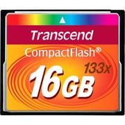 Transcend 16GB CompactFlash (CF) Card, 133x