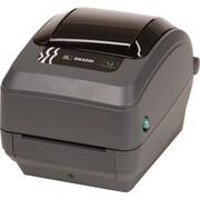 Zebra GK420t Direct Thermal/Thermal Transfer Printer, Monochrome, Desktop, Label Print