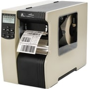 Zebra 110Xi4 Direct Thermal/Thermal Transfer Printer, Monochrome, Desktop, Label Print (113-8K1-00000)
