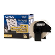 Brother DK1240, Large Multi-Purpose White Paper Labels