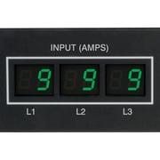 Tripp Lite PDU 3-Phase Metered 208/120V 5.7 Kw 36 C13; 6 C19; 6 5-15/20R 0U